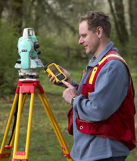 Land Surveyors: Leaving Their Marks